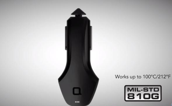 特價快買!ZUS智慧汽車定位器結合USB車充,找車、沒電沒煩惱 img-9