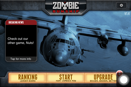 [限時免費] Zombie Gunship 被殭屍攻陷的世界需要你來拯救! (iPad/iPhone) IMG_0118