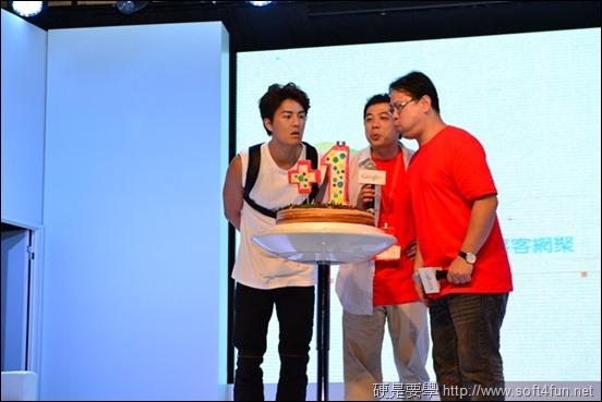 [活動報導] 盛大的 Google+周年慶部落客網聚活動 DSC_4165