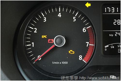 [試駕] 福斯 Volkswagen Polo 1.4 2012年款性能、油耗、安全系統體驗 image_10