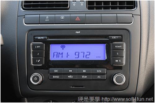[試駕] 福斯 Volkswagen Polo 1.4 2012年款性能、油耗、安全系統體驗 image_13