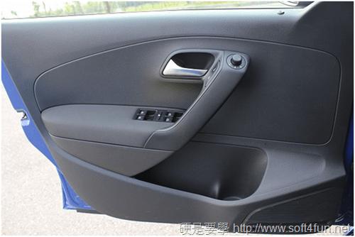 [試駕] 福斯 Volkswagen Polo 1.4 2012年款性能、油耗、安全系統體驗 image_15