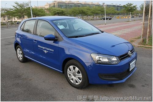 [試駕] 福斯 Volkswagen Polo 1.4 2012年款性能、油耗、安全系統體驗 image_27