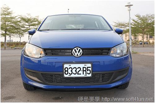 [試駕] 福斯 Volkswagen Polo 1.4 2012年款性能、油耗、安全系統體驗 image_28