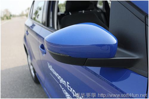 [試駕] 福斯 Volkswagen Polo 1.4 2012年款性能、油耗、安全系統體驗 image_32