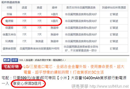 高度仿冒小米行動電源充斥網拍、團購網站,購買前請注意! bbdc70f6f59b
