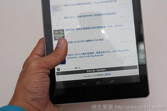 [評測] Acer Iconia A1 低價4核平板電腦,7.9 吋、廣視角IPS、觸控自動開啟App技術 IMG_0267