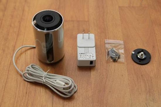MSI SomeThings PANOCAM全景無線攝影機評測,支援縮時攝影、雙向語音 clip_image002