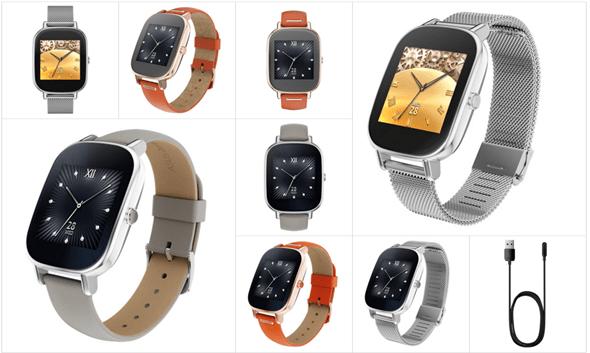 ASUS ZenWatch 2 高貴卻不貴的智慧手錶,幫您把關生活、關注健康 image