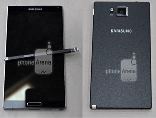 三星 Galaxy Note 4 規格流出,傳採用金屬邊框,9/3 IFA 揭曉! galaxy-note-4