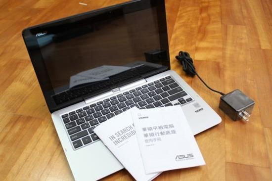 [評測] 變形筆電ASUS Transform T200TA 筆電、平板隨你變 image002