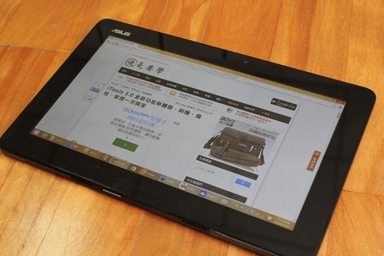 [評測] 變形筆電ASUS Transform T200TA 筆電、平板隨你變 image004