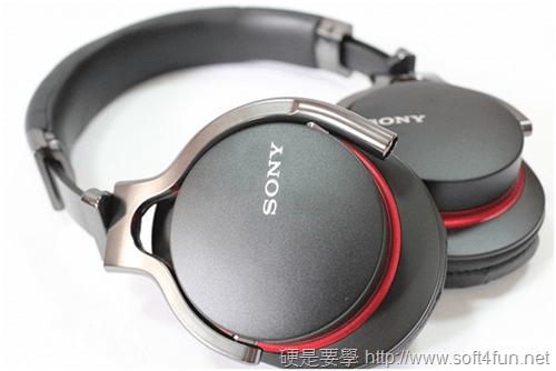 [開箱] 時尚質感 Sony MDR-1R 立體聲耳罩式耳機 image