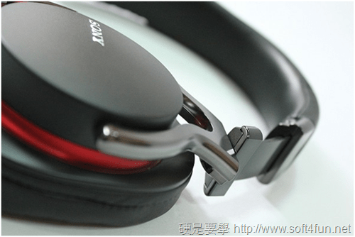 [開箱] 時尚質感 Sony MDR-1R 立體聲耳罩式耳機 image_4