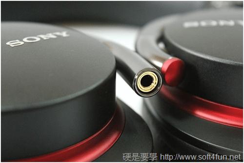 [開箱] 時尚質感 Sony MDR-1R 立體聲耳罩式耳機 image_9