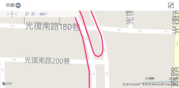 EPSON 專業級路跑教練運動錶 RUNSENSE SF-710 可連續使用 30 小時 map