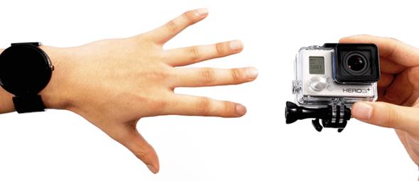 [科技新視野] Aria手勢控制器: 你也能跟東尼史塔克一樣彈指遙控任何物品 ariagopro