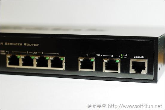 享受流暢網路的快感 D-Link DSR-1000N DSC_0021