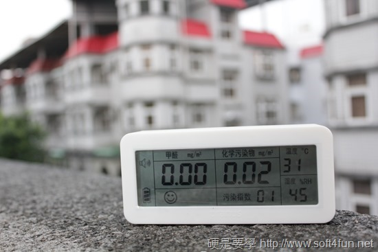 Pranus 多功能空氣品質檢測器,甲醛、化學污染物、溫濕度一機包辦 IMG_4051