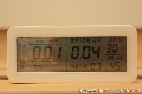 Pranus 多功能空氣品質檢測器,甲醛、化學污染物、溫濕度一機包辦 IMG_4058