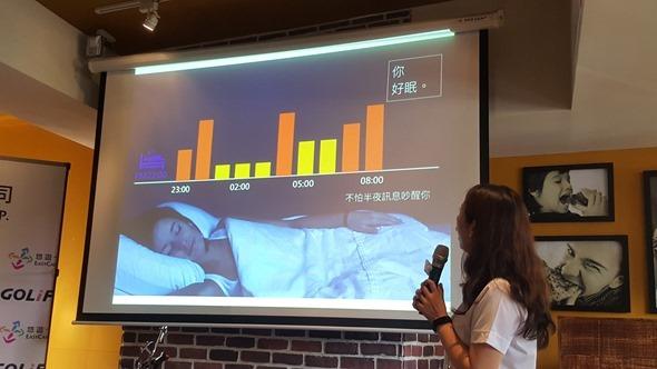 內藏悠遊卡,生活消費、健康紀錄二合一的 GoLife Care-X 智慧手環 20151120_142715