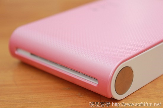 Pocket Photo 3.0 粉紅版口袋相印機,手機照片隨手印 clip_image005