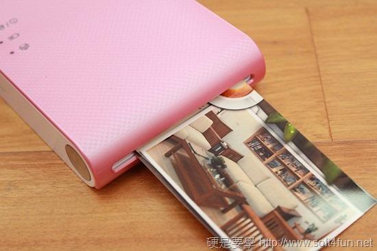 Pocket Photo 3.0 粉紅版口袋相印機,手機照片隨手印 clip_image012