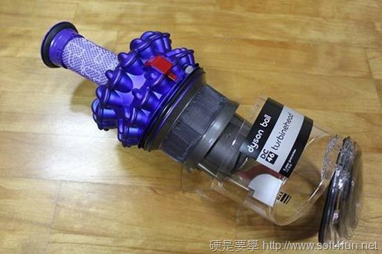 [開箱] 吸力永不衰退 Dyson DC46 圓筒式吸塵器 clip_image016