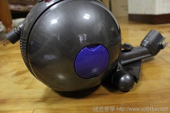 [開箱] 吸力永不衰退 Dyson DC46 圓筒式吸塵器 clip_image018