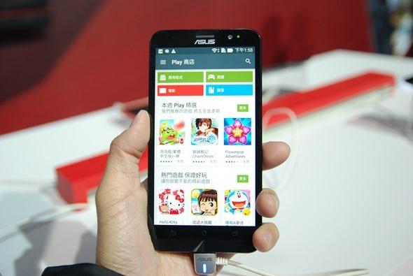 華碩 ZenFone 2 正式發表,4G 記憶體頂級規格 9 千買得到! DSC_0013
