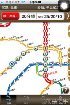 豬頭搭捷運:北捷票價時間、路線規劃、快速出站功能一款全包(iPhone/iPad) -2