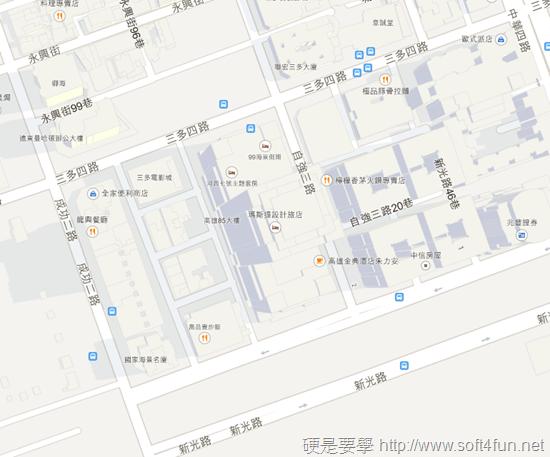 買房停看聽,教你用 Google 地圖看四季陽光照射方位 aprl-am