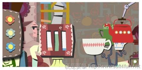 [Google Doodle] 母親節快樂!動手做禮物送給媽媽吧! 2