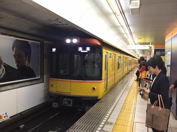 新手搭東京地鐵路線規劃、轉乘不求人,一個App搞定 12069021_10205951728366403_7126019455799212842_o