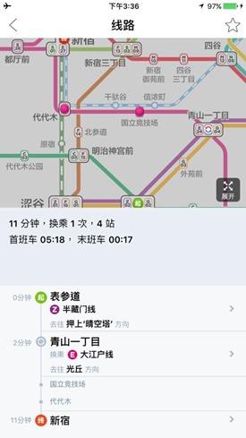 新手搭東京地鐵路線規劃、轉乘不求人,一個App搞定 12122961_10205952316621109_432293923023879145_n