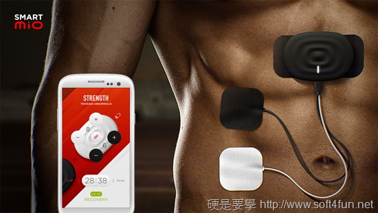 大突破!SmartMio運用穿戴裝置不用上健身房也能練肌肉 003