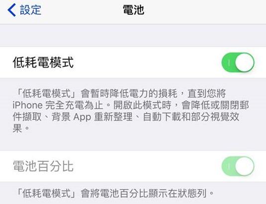 行動電源再會啦!iOS 9 低耗電模式讓電力延長3小時 12033244_10205857919621243_2687227043809292170_n