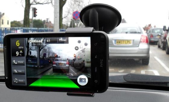 iOnRoad 前車接近與車道偏離警示App,你最安心的行車助理 ionroad_3