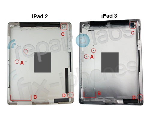 iPad 3 謠言大蒐錄,真假待會揭開亮相? ipad2-ipad3