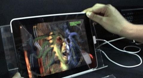 iPad 3 謠言大蒐錄,真假待會揭開亮相? ipad3-3D
