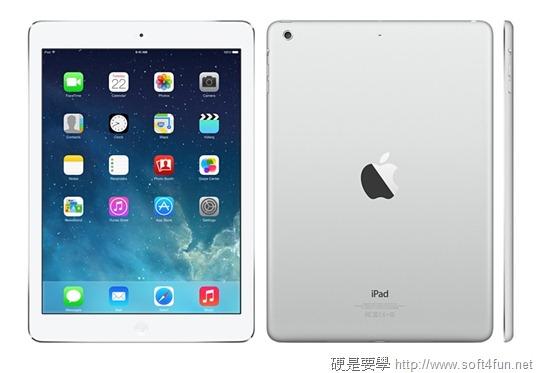 你衝了嗎? iPad Air、iPad Mini 上市,新舊 iPad 比一比 (含價格表) ipad-air-gallery1-2013