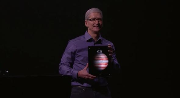 新品上市:iPad Pro-12.9吋筆電級平板問世,直挑微軟 Surface apple-event-019