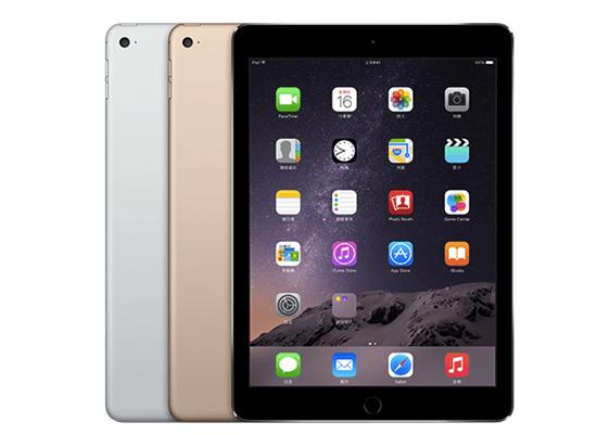 比較 iPad Air 2 與 iPad mini 3 與前一代差異 Snip20141017_94