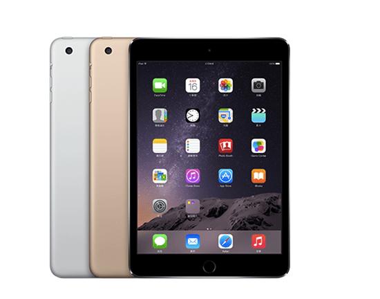 比較 iPad Air 2 與 iPad mini 3 與前一代差異 Snip20141017_95