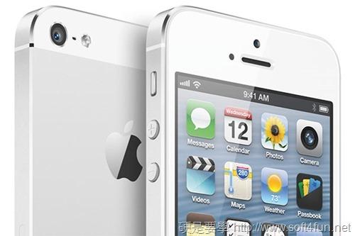 iPhone 5 預購購買資訊:中華電信、遠傳、台灣大哥大開跑 iphone-5