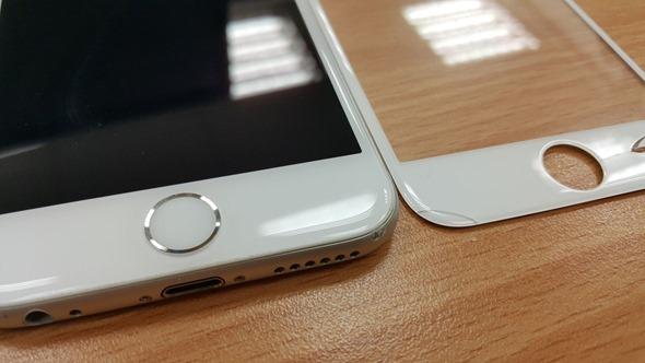 [推薦] iPhone 6/6 Plus 3D 滿版康寧9H鋼化玻璃保護貼 14248649953668760664_l