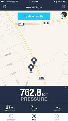 讓 iPhone 6/iPad Air 2 變成氣壓高度計,自動判斷天氣狀況還可量身高 2014111821.24.21