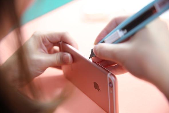 iPhone 6S/6S Plus 專屬3D滿版康寧強化玻璃保護貼+全機包膜開箱 IMG_9826_3