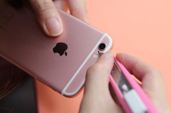 iPhone 6S/6S Plus 專屬3D滿版康寧強化玻璃保護貼+全機包膜開箱 IMG_9853_3