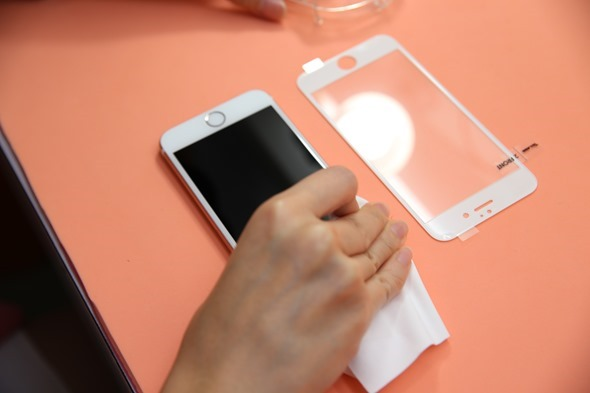 iPhone 6S/6S Plus 專屬3D滿版康寧強化玻璃保護貼+全機包膜開箱 IMG_9875_3
